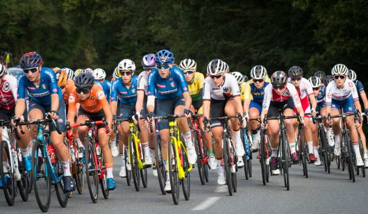 Cyclistes jeunes, peloton , Plouay, Lanester,en Bretagne