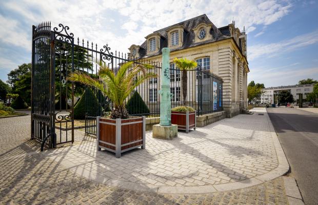 L'Hôtel Gabriel - Enclos du Port - Péristyle - Lorient