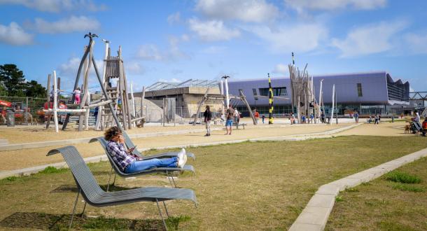 Parc pour les enfants, Lorient