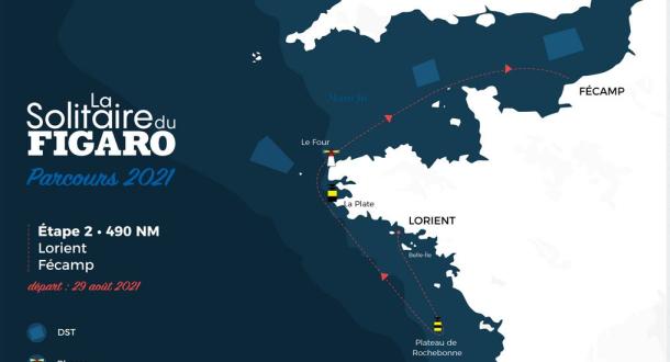 La Solitaire du Figaro - Lorient Fécamp