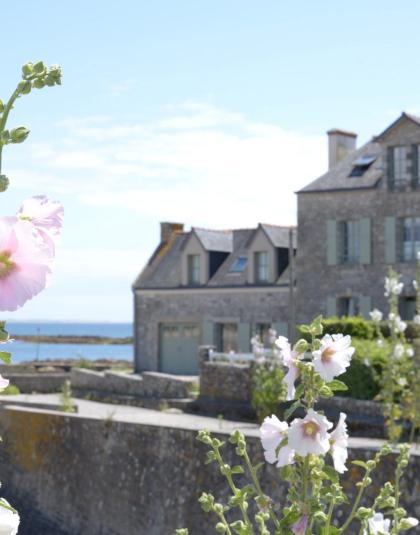 Maison du village de Gâvres.