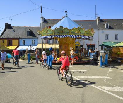 Ile de Groix, Le Bourg