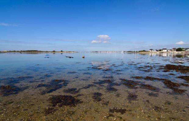 Petite Mer de Gâvres, à Riantec