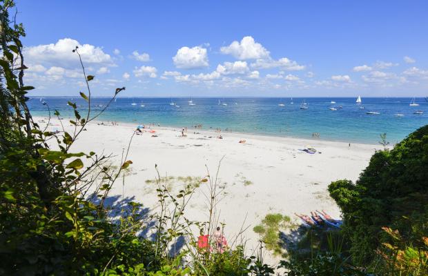Ile de Groix, la plage des grands sables blanc
