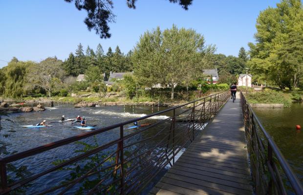 Pont enjambant le Blavet, Inzinzac Lochrist