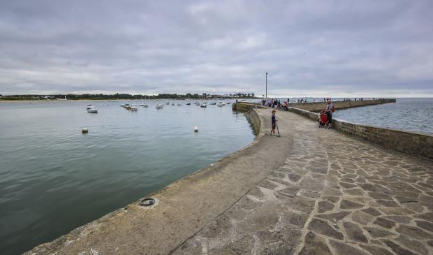 Port Lomener, Ploemeur