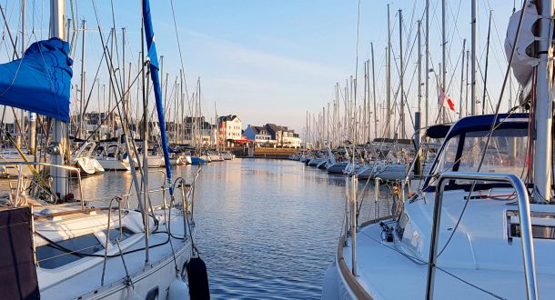 Port de plaisance Sainte-Catherine, Locmiquelic