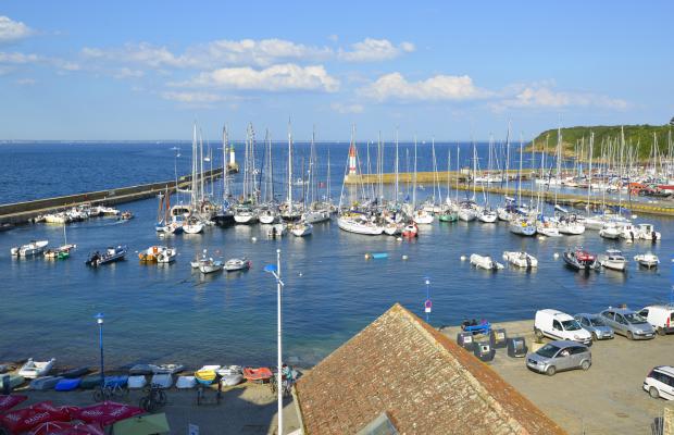 Ile de Groix Port Tudy.