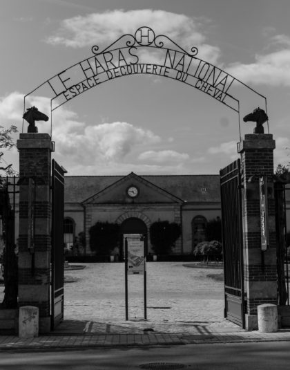 Portail Haras Hennebont