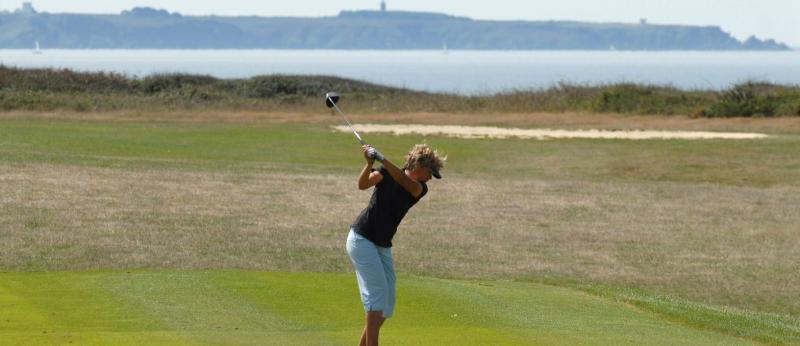 Tir de golf, Ploemeur