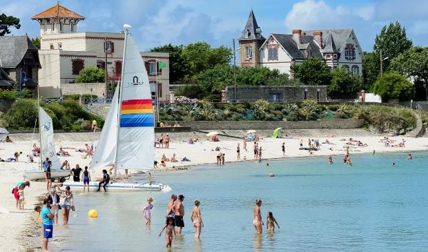Plage de Port Orange à Saint-Pierre Quiberon