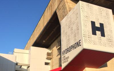 Lorient, salle de concert Hydrophone