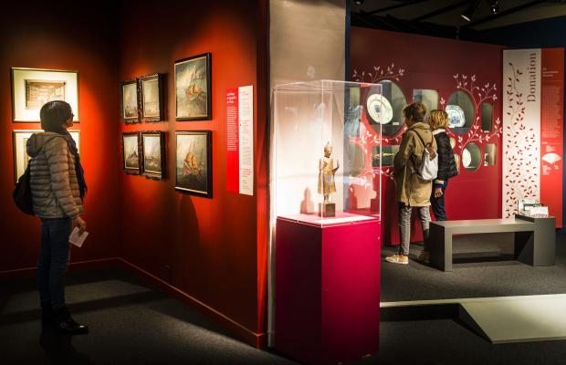 Port-Louis, musée de la Marine
