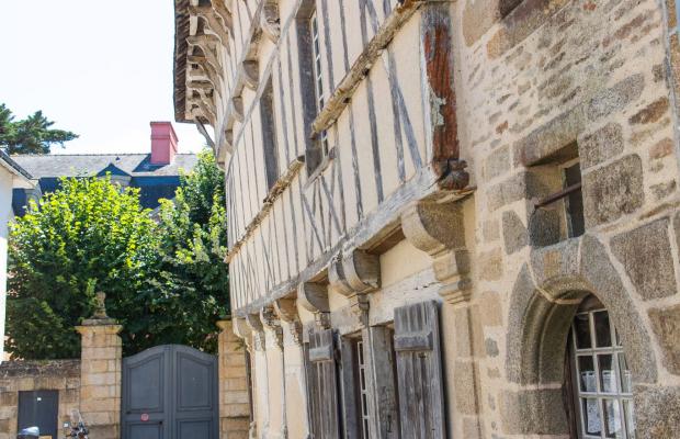 Les vieilles bâtisses d'Hennebont
