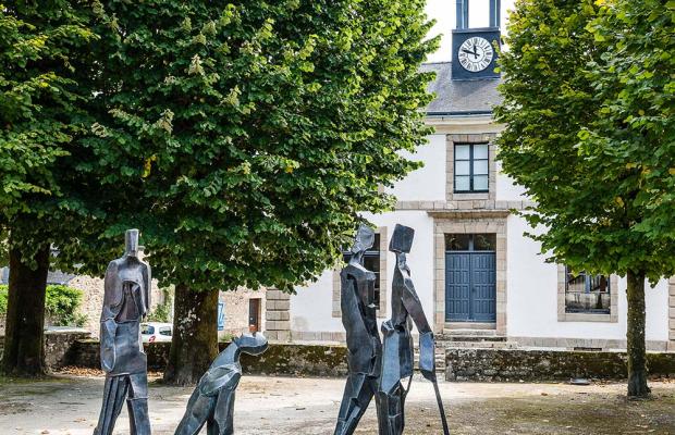 Exposition d'art dans la ville de Pont-Scorff