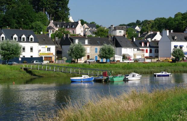 Hennebont, quartier de Saint-Caradec