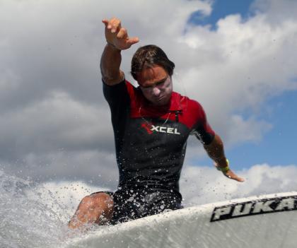 Surfeur, Guidel