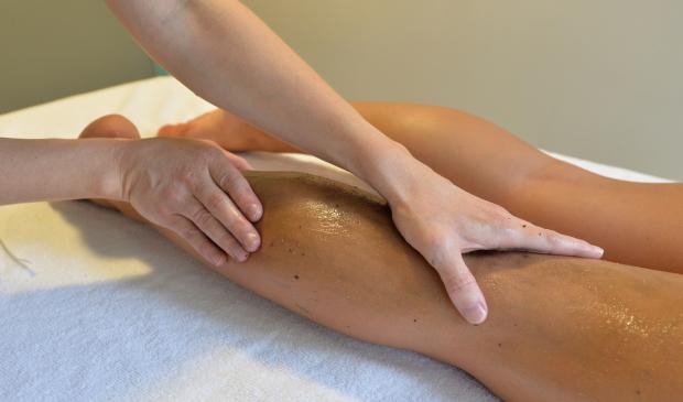 Massage au centre de thalassothérapie de Quiberon