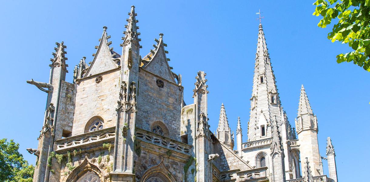 Basilique Notre-Dame-Du-Paradis d'Hennebont