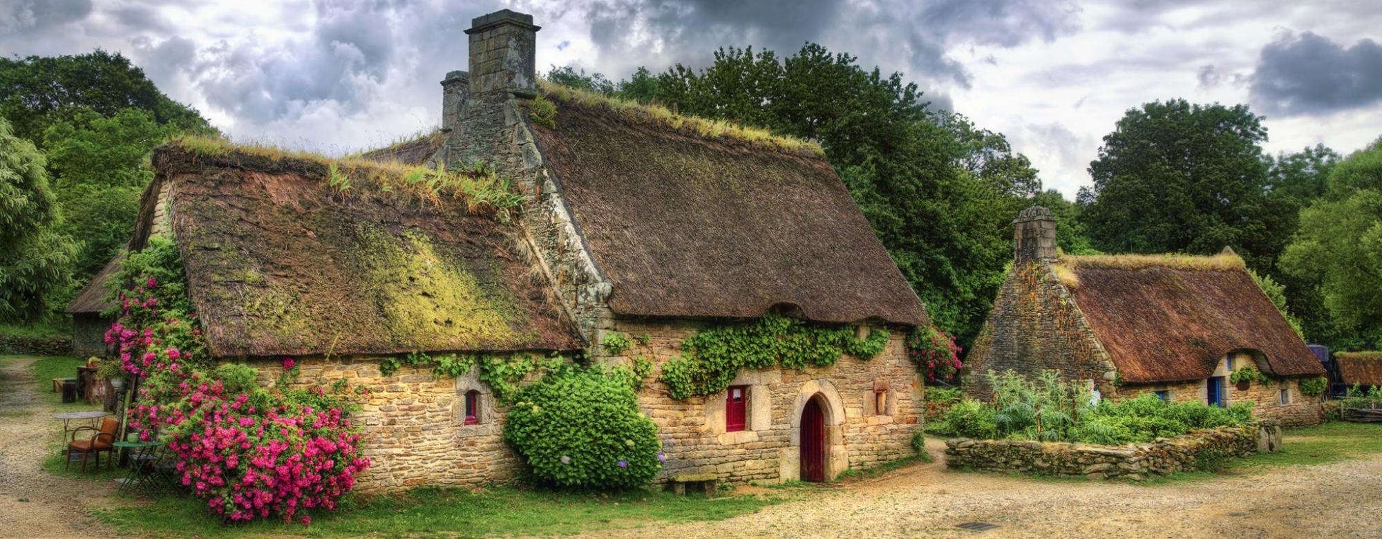 Village du Poul Fetan, Quistinic