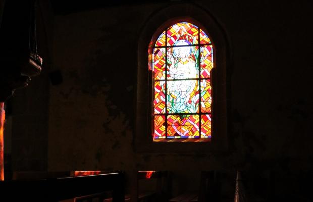 Larmor-Plage, les vitraux de l'église Notre-Dame-de-Larmor