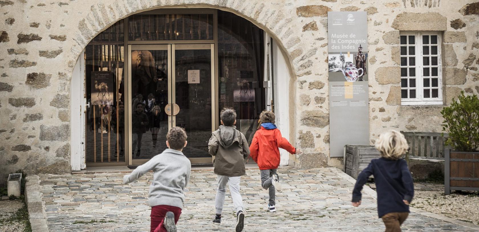 Lorient, visite du patrimoine