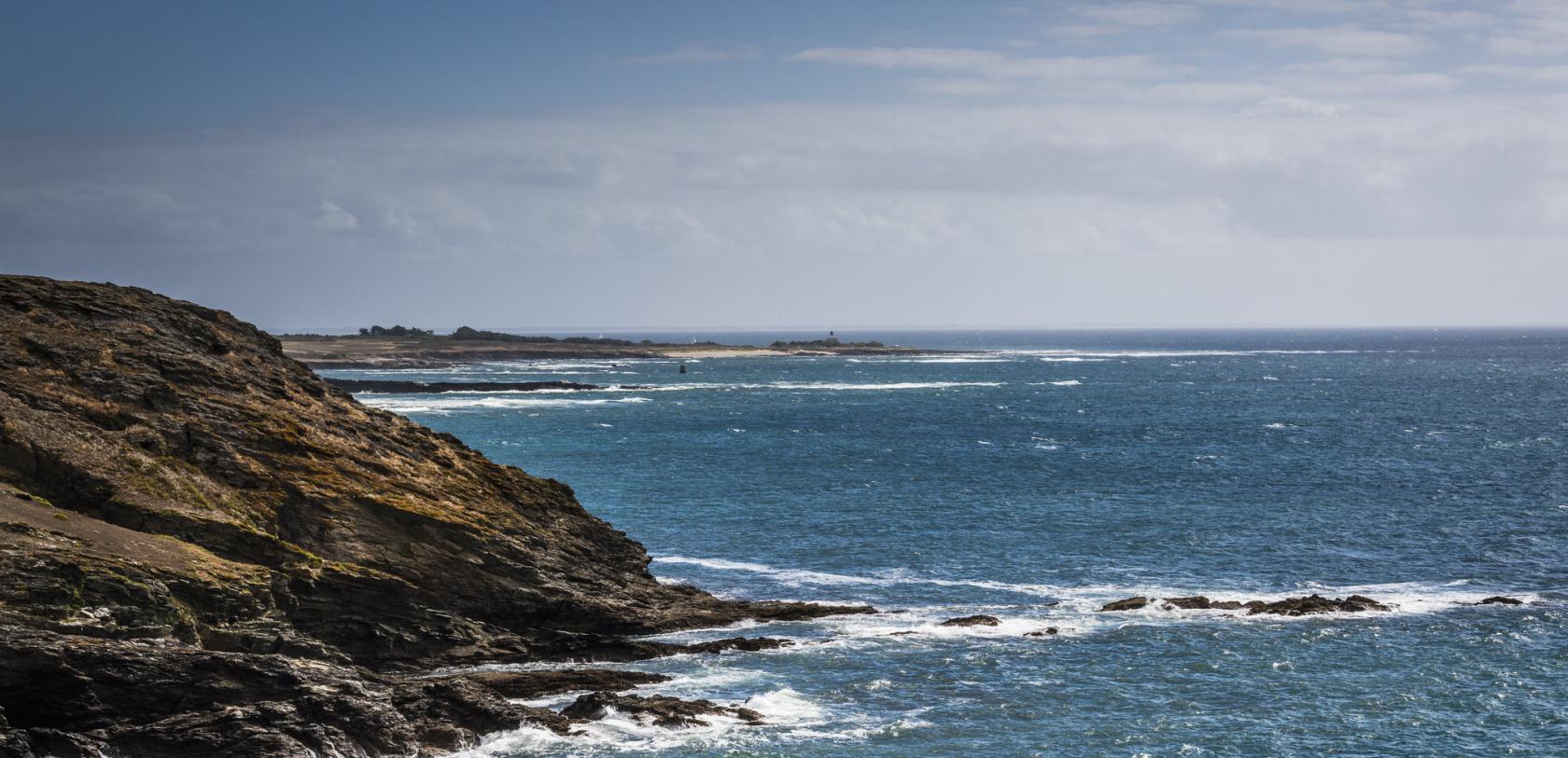 Roches de la Pointe des Chats - île de Groix