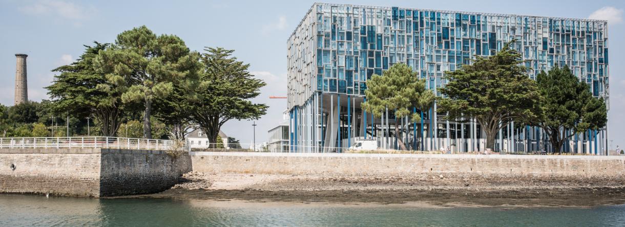 Lorient - Maison de l'Agglomération