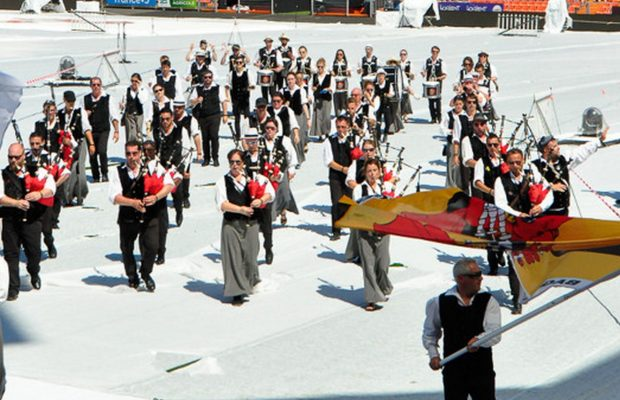 Festival Interceltique de Lorient1. Billetterie pour les places assises à la Grande Parade.